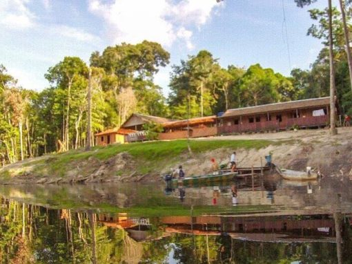 Trombetas – Pará