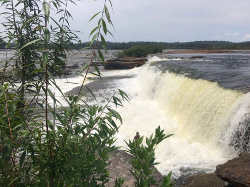 Recanto Trombetas – Cachoeira Porteira